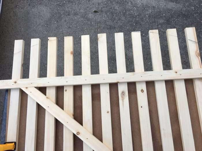 farmhouse gate tutorial