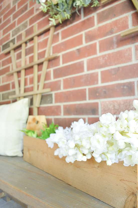 summer porch and entryway tour snapdragons