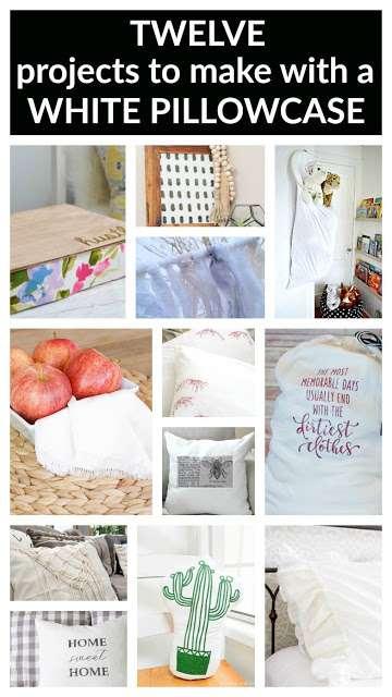diy fringe napkins / fringe napkins from a pillowcase
