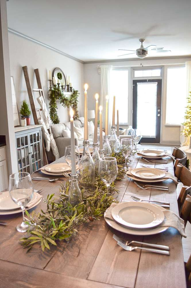 christmas dining room 2017