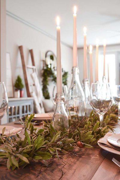 christmas dining room 2017