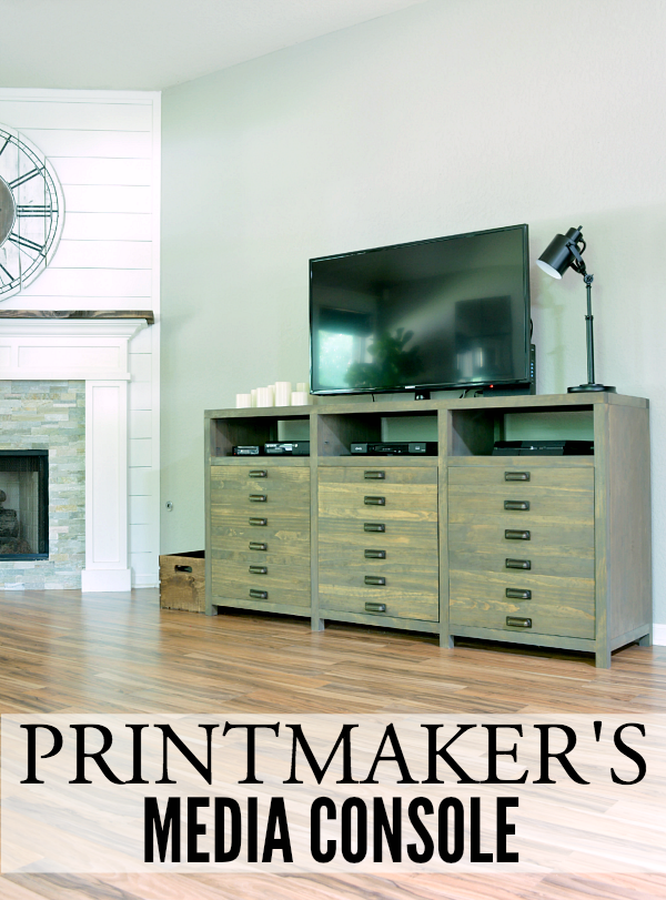 printmakers media console