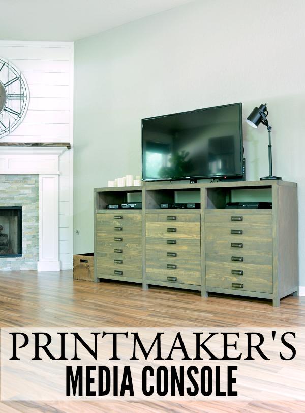 printmakers media console