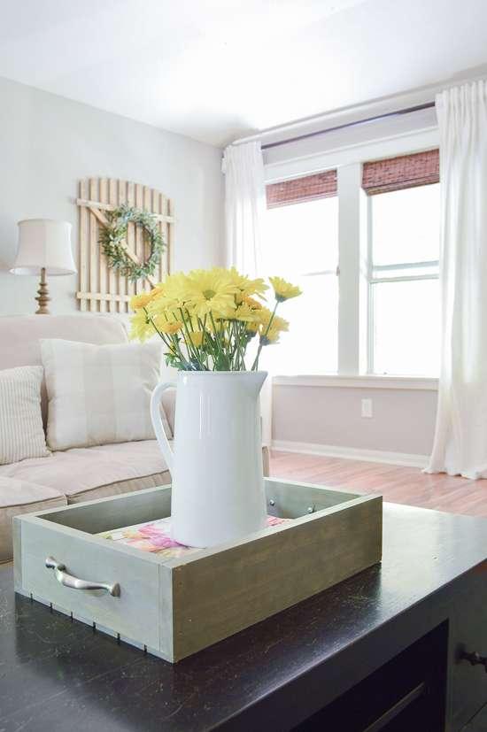 spring home tour / spring decorating